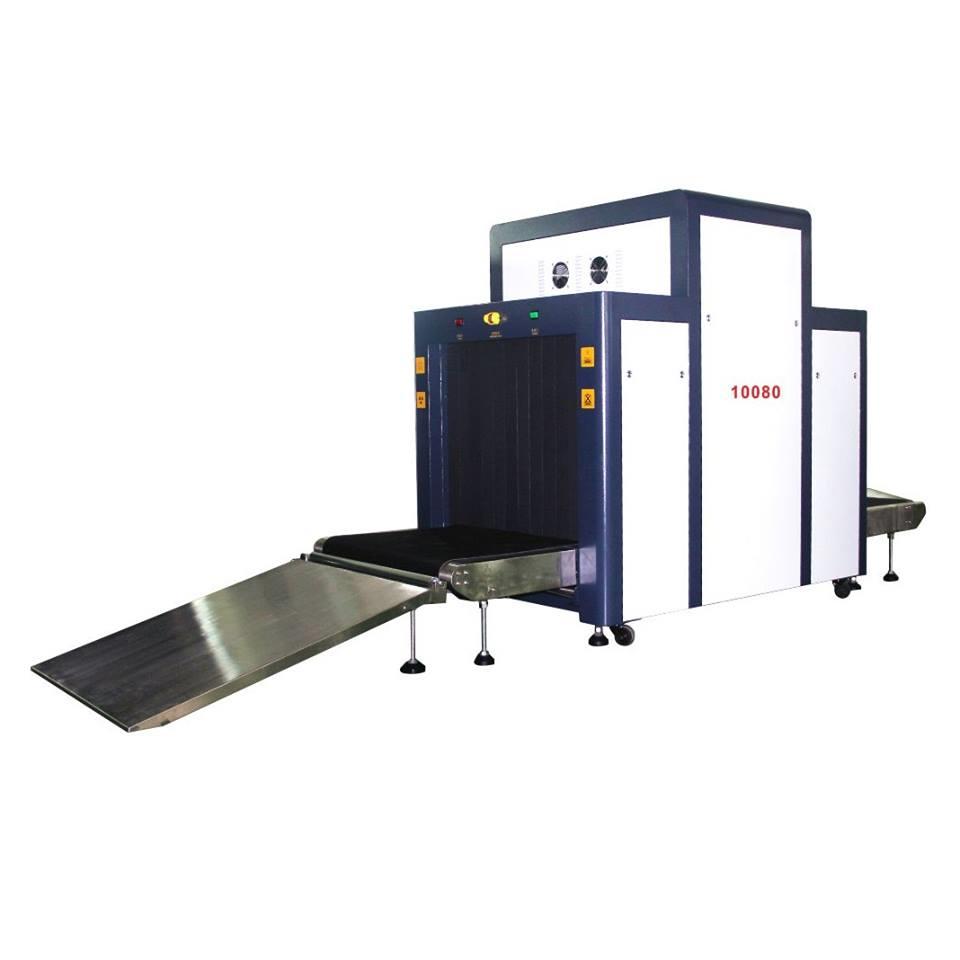 Hệ thống kiểm tra hành lý X-ray X6550