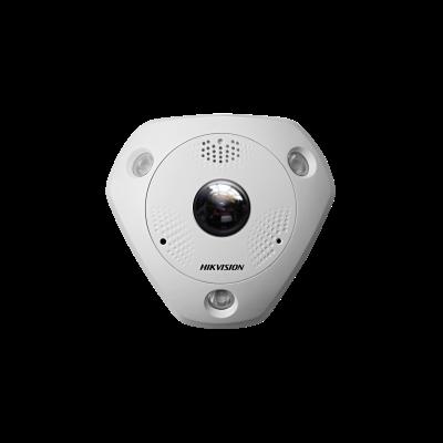 Camera IP bí mật FISHEYE 3MP Hikvision DS-2CD6332FWD-IVS