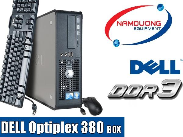 Máy tính đồng bộ DELL OptiPlex 380 - E8400