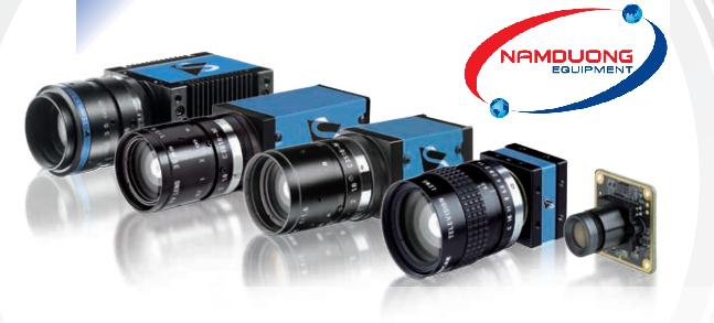 Hệ thống camera Microscan kiểm tra dị vật