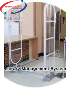 Cổng an ninh thư viện, shop Mỹ phẩm EM-9000V