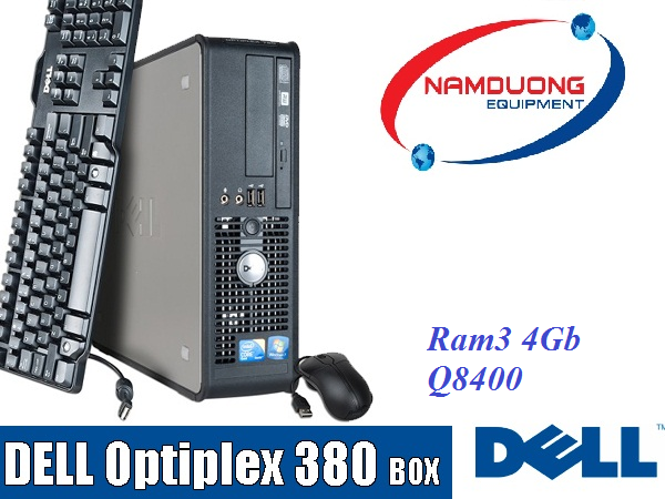 Máy tính đồng bộ DELL OptiPlex 380 - Q8400