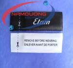 Tem mềm - dùng may trực tiếp vào Quần áo AML-1000A