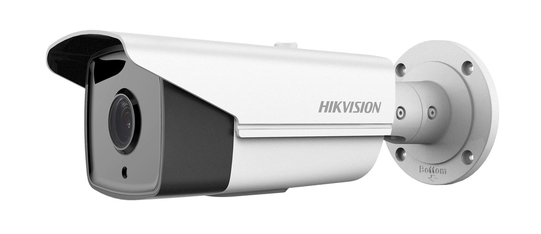 Camera HDTVI 4.0 thân ống FullHD1080P DS-2CE16D8T-IT5E