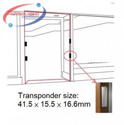 Bộ cổng từ an ninh - Loại gắn khung cửa EG-6000C