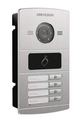 Nút bấm chuông cửa Villa DS-KV8402-IM