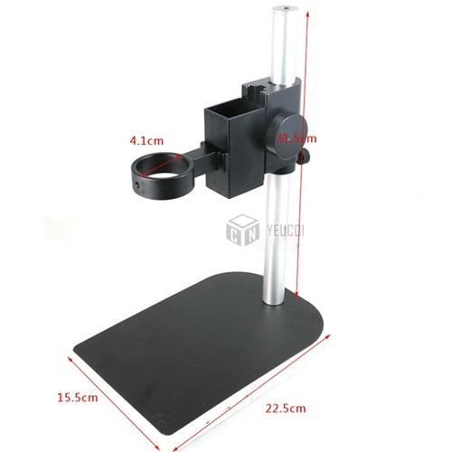 Kính hiển vi kỹ thuật cỡ nhỏ microscope led light kèm màn hình LCD